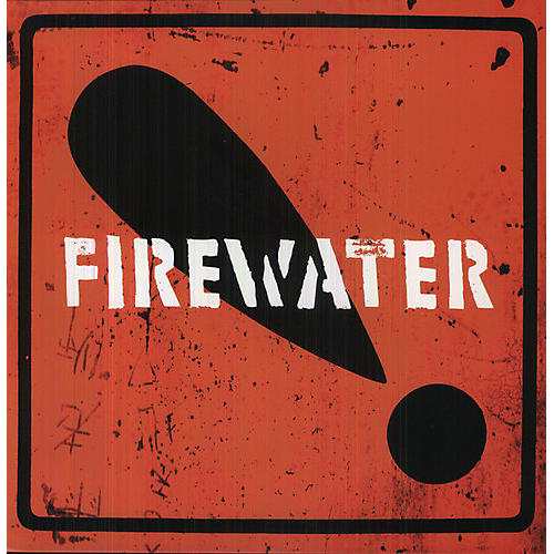 Alliance Firewater - International Orange!