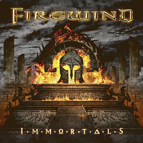 Alliance Firewind - Immortals