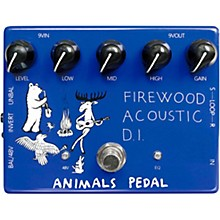 Open BoxAnimals Pedal Firewood Acoustic D.I. Effects Pedal
