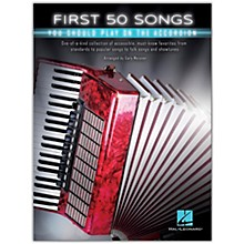 Open BoxHal Leonard First 50 Songs You Should Play on the Accordion