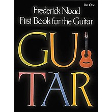 G. Schirmer First Book for the Guitar - Part 1 Book