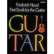 G. Schirmer First Book for the Guitar - Part 2 Book