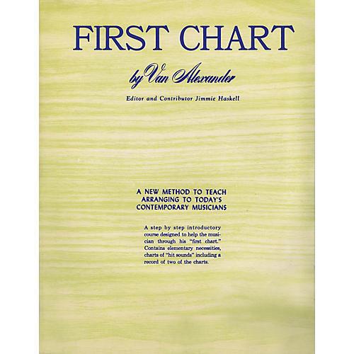 First Chart Criterion Series Softcover Written by Van Alexander