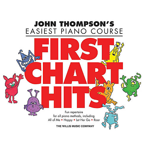 Willis Music First Chart Hits Willis Series Book by Various (Level Late Elem)