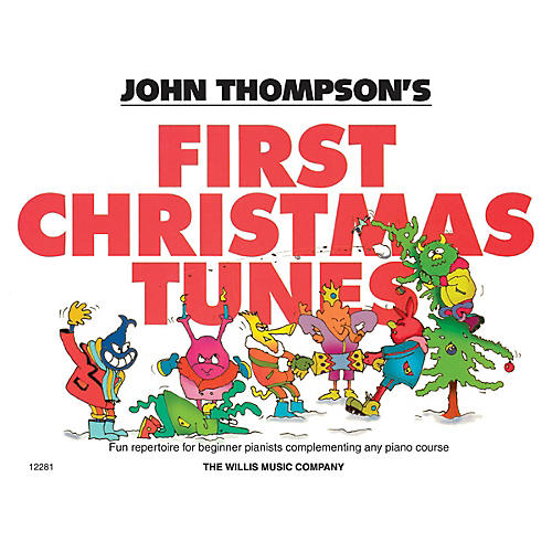 Willis Music First Christmas Tunes (Elem Level) Willis Series Book