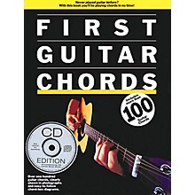 Music Sales First Guitar Chords Music Sales America Series Softcover with CD Written by Arthur Dick