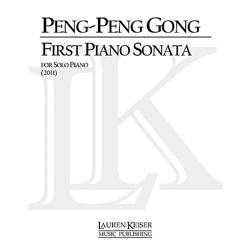 Lauren Keiser Music Publishing First Piano Sonata LKM Music Series