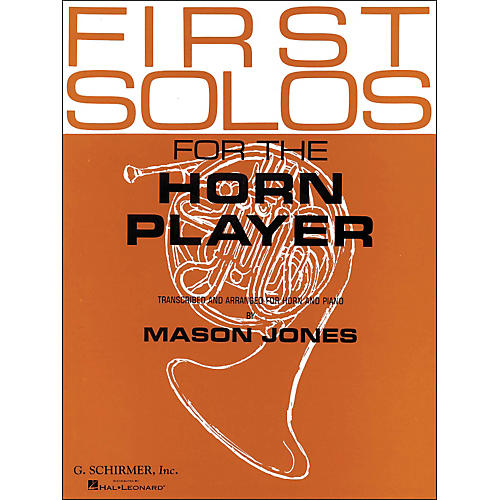 G. Schirmer First Solos for The Horn Player