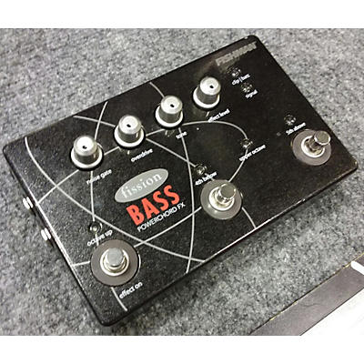 Fishman Fission Bass Bass Effect Pedal