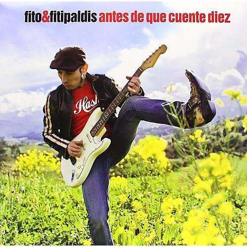 Alliance Fito & Fitipaldis - Antes De Que Cuente Diez
