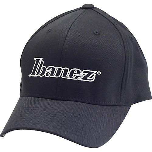 Ibanez Fitted Baseball Cap Black Large/Extra Large