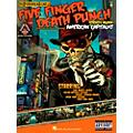 Hal Leonard Five Finger Death Punch - American Capitalist Guitar Tab Songbook thumbnail