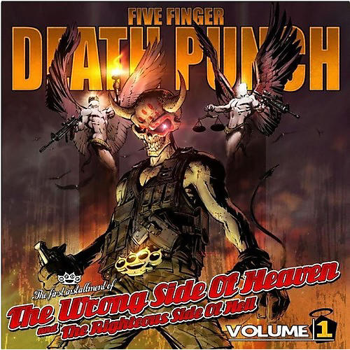 Alliance Five Finger Death Punch - Wrong Side Of Heaven & The Righteous Side Of Hell