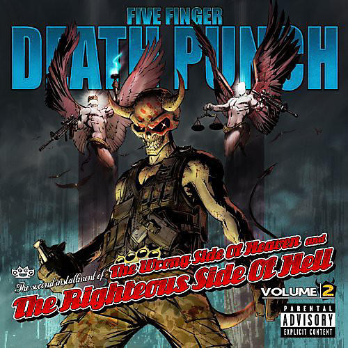 Alliance Five Finger Death Punch - Wrong Side of Heaven & Righteous Side of Hell 2