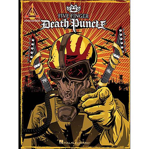 Hal Leonard Five Finger Death Punch Guitar Tab Songbook