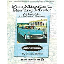 Shawnee Press Five Minutes to Reading Music - A Roadmap to Musical Success music activities & puzzles