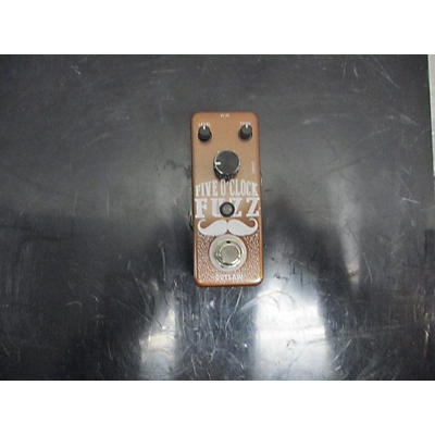 Outlaw Effects Five O Clock Fuzz Effect Pedal
