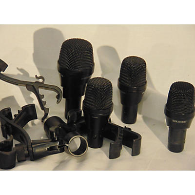 Digital Reference Five Piece Drum Mic Kit Dynamic Microphone