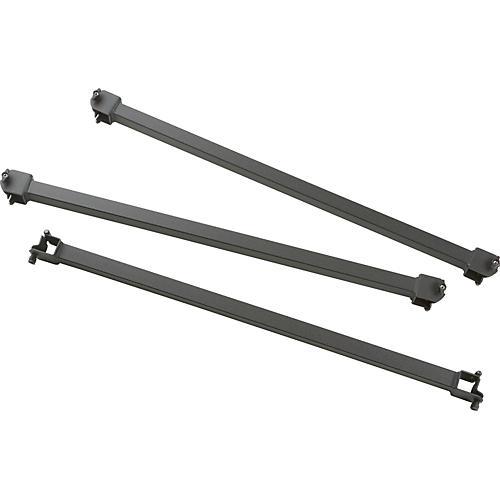 Adams Fixed Crossbars Set of 3 100 cm