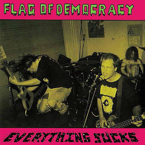 Alliance Flag of Democracy - Everything Sucks