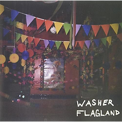 Alliance Flagland & Washer - Split