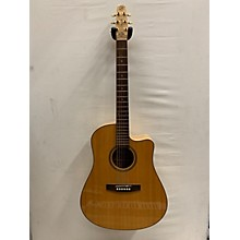 Seagull Flame Maple 25th Anniversary Acoustic Electric Guitar