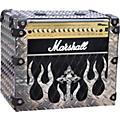 Amp Armor Flame and Skull Diamond Plate Amp Housing for Marshall MG100 thumbnail