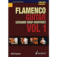 Schott Flamenco Guitar Vol. 1 Schott Series DVD Written by Gerhard Graf-Martinez