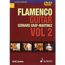 Schott Flamenco Guitar Vol. 2 Schott Series DVD Written by Gerhard Graf-Martinez
