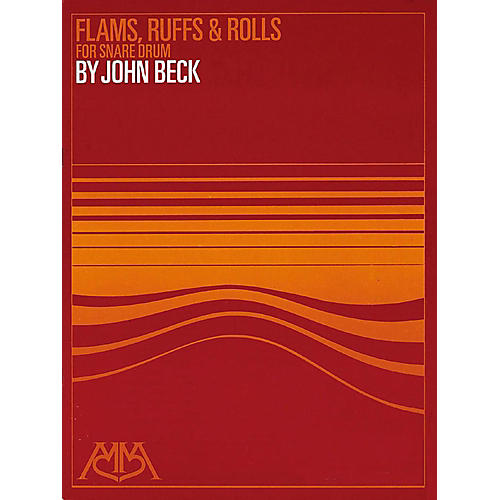Meredith Music Flams, Ruffs & Rolls For Snare Drum