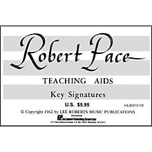 Hal Leonard Flash Cards, Key Signatures