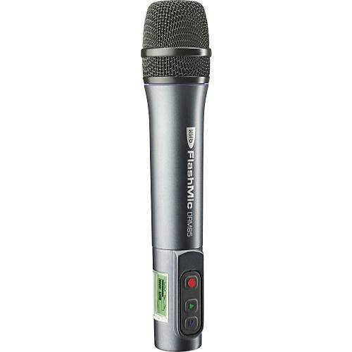 HHB FlashMic DRM85 Omnidirectional Digital Recording Microphone