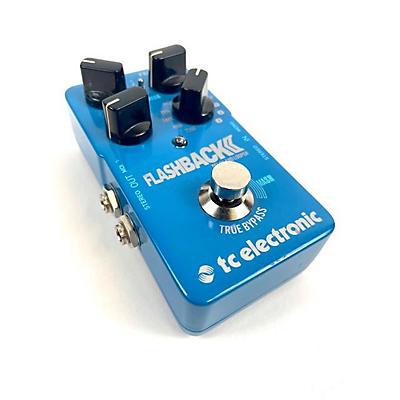 TC Electronic Flashback 2 Delay Effect Pedal