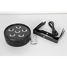 Open BoxStagg Flat ECOPAR 6 RGBWA+UV LED Spotlight Wash Light