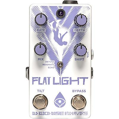 Old Blood Noise Endeavors Flat Light Flange Shifter Effects Pedal