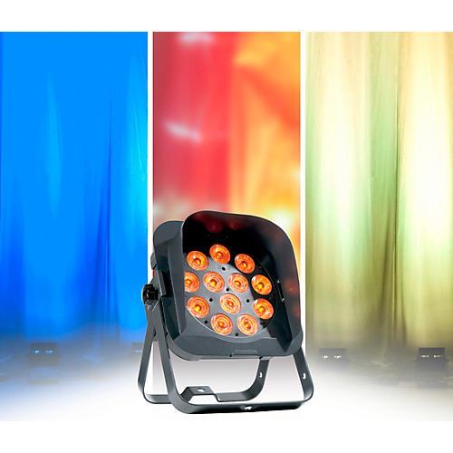 American DJ Flat Par QA12XS RGBA LED Low Profile Wash Light