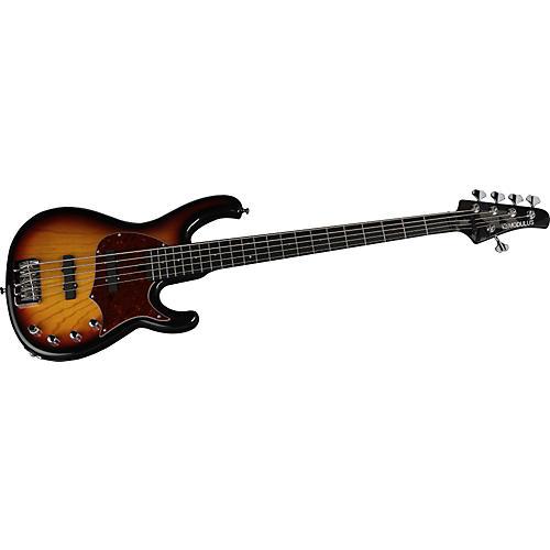 Modulus Guitars Flea J5 5-String Electric Bass