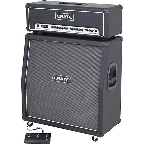 Crate FlexWave FW120HS and FW412 Half Stack