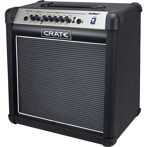 crate flexwave fw15r 15w 1x12 guitar combo amp musician 39 s friend. Black Bedroom Furniture Sets. Home Design Ideas