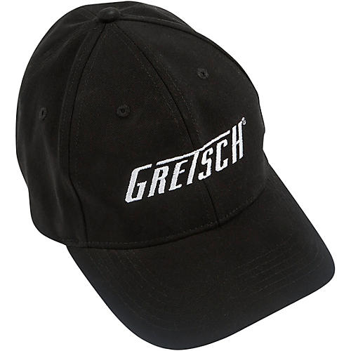 Gretsch Flexfit Hat - Black Large/Extra Large