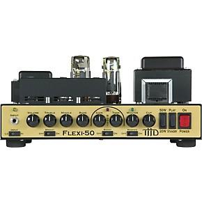 thd flexi 50 rack mounted guitar amp head musician 39 s friend. Black Bedroom Furniture Sets. Home Design Ideas
