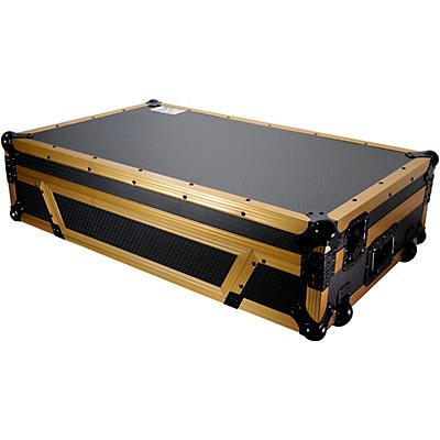 ProX Flight Case for Pioneer DJ XDJ-XZ Hard Road Gig Ready W/ Wheels
