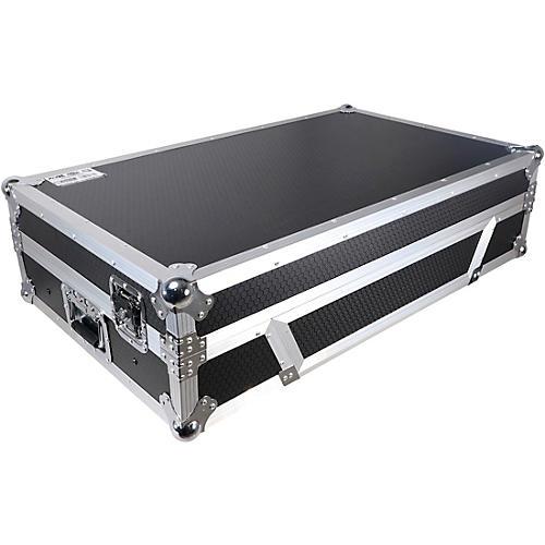 ProX Flight Case for Pioneer DJ XDJ-XZ W/ Glide Sliding Laptop Shelf and Wheels