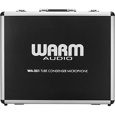 Warm Audio Flight Case for WA-251 Condenser Microphone