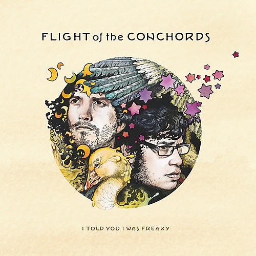 Alliance Flight of the Conchords - I Told You I Was Freaky