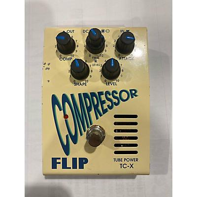 Guyatone Flip Compressor Effect Pedal