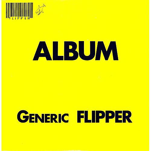 Alliance Flipper - Album: Generic Flipper