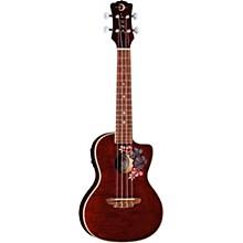 Open BoxLuna Guitars Flora Concert Ukulele