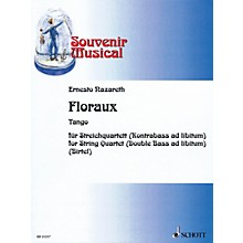 Schott Music Floraux Schott Series Softcover Composed by Ernesto Nazareth Arranged by Wolfgang Birtel