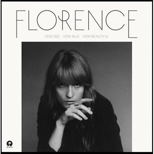 Alliance Florence + the Machine - How Big How Blue How Beautiful
